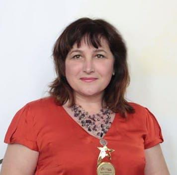 Жанна Шинкарева