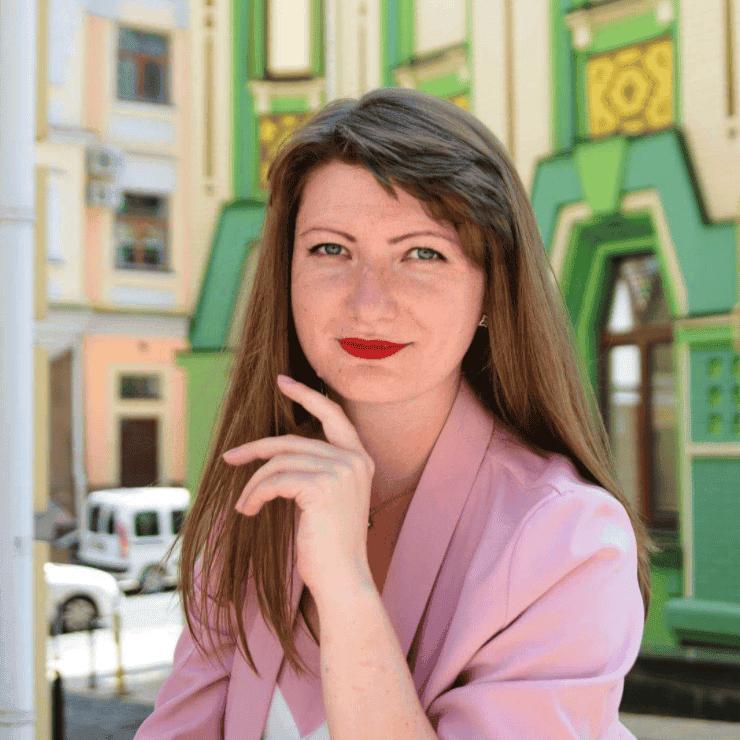 Екатерина Гашенко