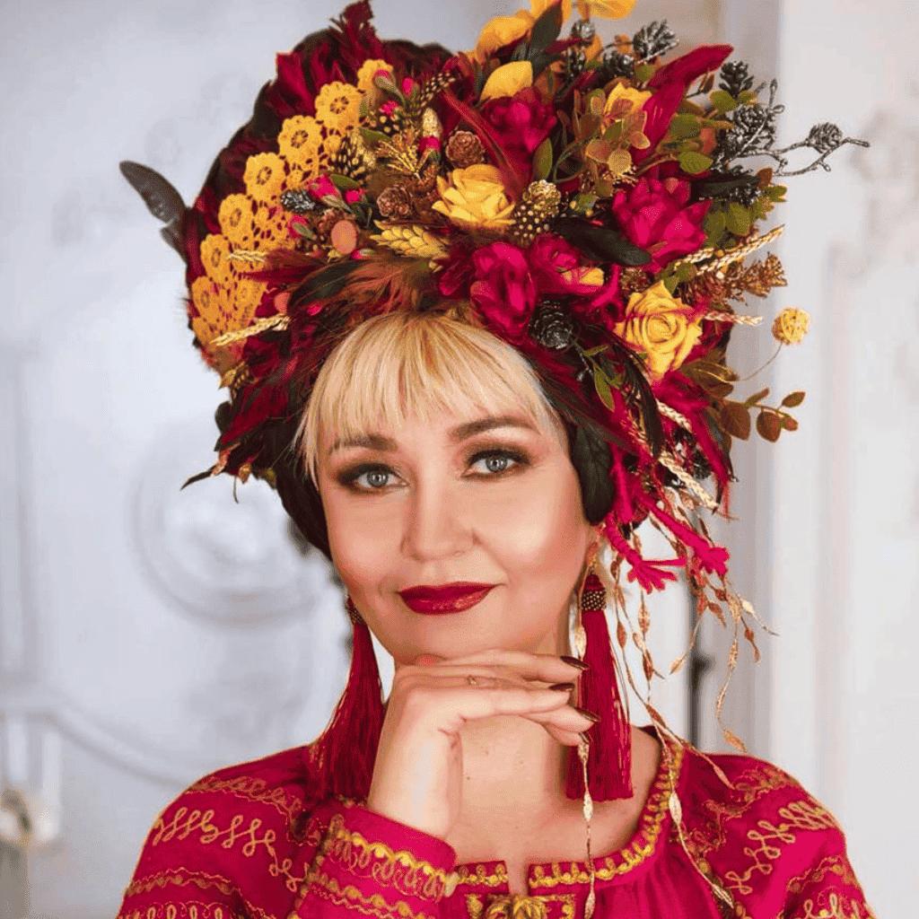 Руслана Ходулина